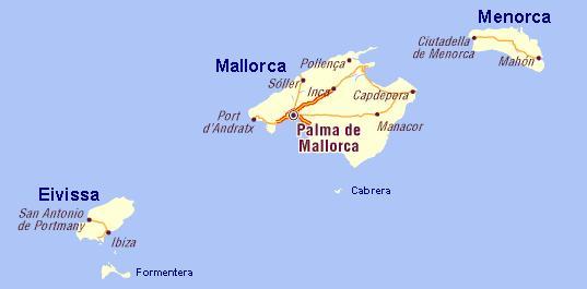 Imagen de Ibiza mapa 07800 2
