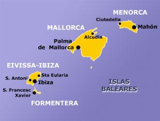 Imagen de Ibiza mapa 07800 4
