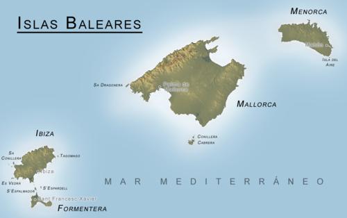 Imagen de Ibiza mapa 07800 5