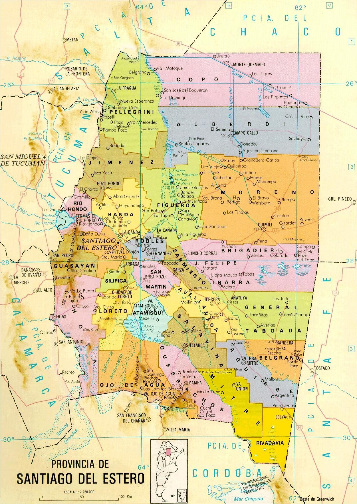 Imagen de La Florida mapa 45574 2