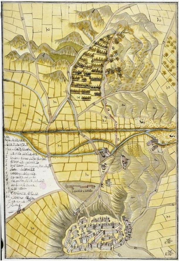 Imagen de La Guardia mapa 45760 1