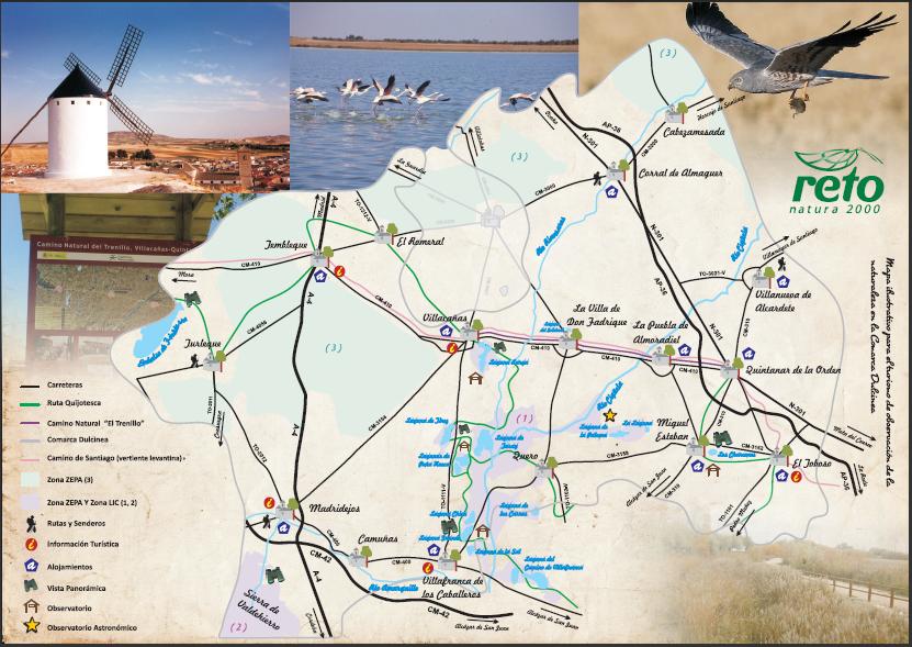 Imagen de La Puebla de Almoradiel mapa 45840 4