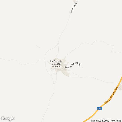 Imagen de La Torre de Esteban Hambrán mapa 45920 1