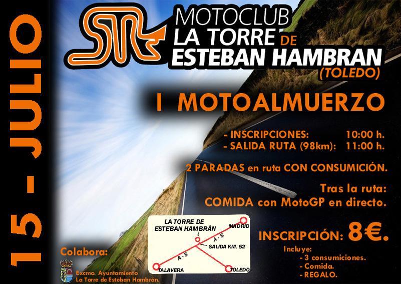 Imagen de La Torre de Esteban Hambrán mapa 45920 2