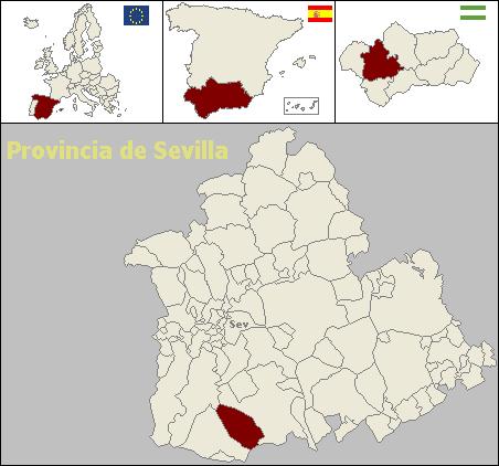 Imagen de Las Cabezas mapa 41730 2