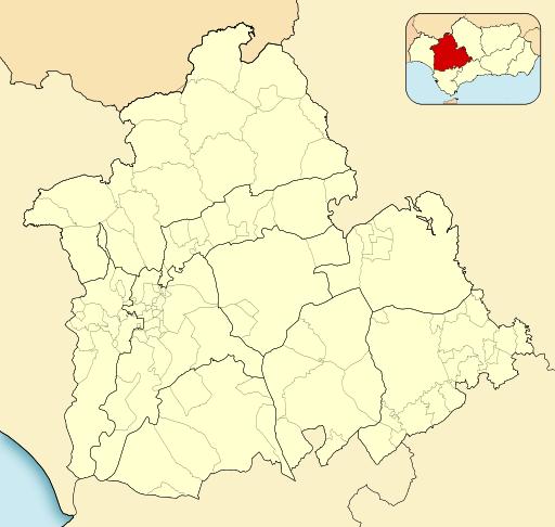 Imagen de Las Cabezas mapa 41730 4