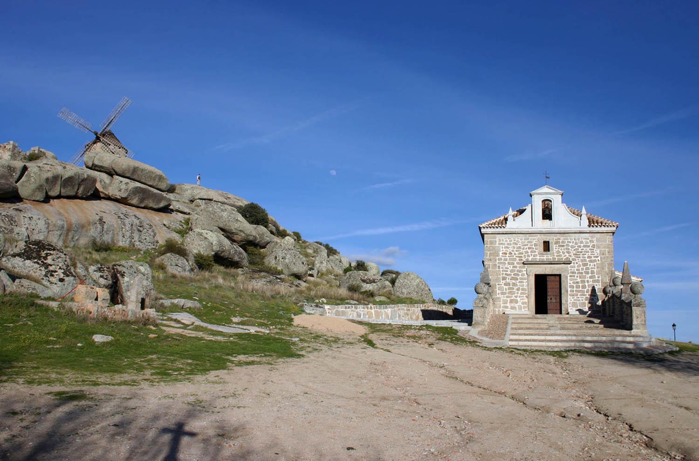 Imagen de Las Ventas con Peña Aguilera mapa 45127 3