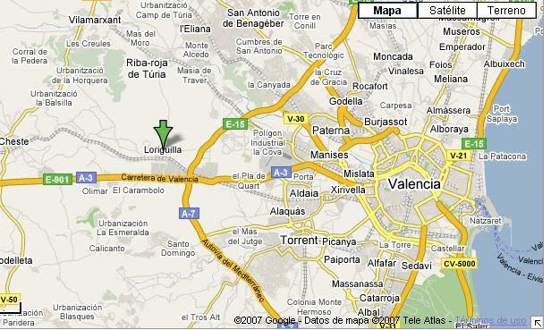 46393 c digo postal de loriguilla for Codigo postal calle salamanca valencia