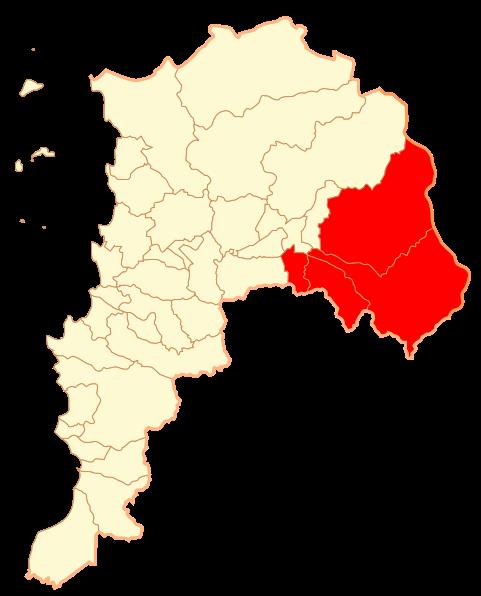 Imagen de Los Andes mapa 47630 1