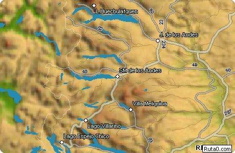 Imagen de Los Andes mapa 47630 6