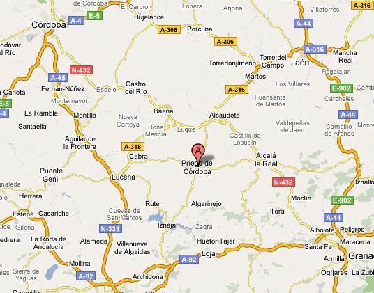 Imagen de Lucena mapa 14900 5