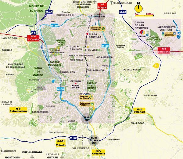 Imagen de Madrid mapa 28001 2
