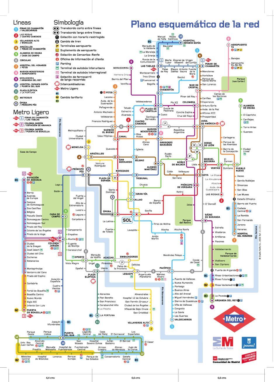 Imagen de Madrid mapa 28001 4