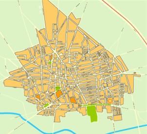 Imagen de Madridejos mapa 45710 2