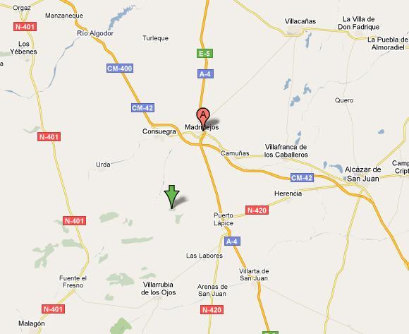 Imagen de Madridejos mapa 45710 3