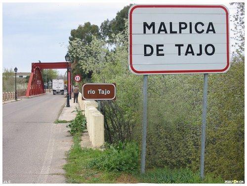 Imagen de Malpica de Tajo mapa 45692 4