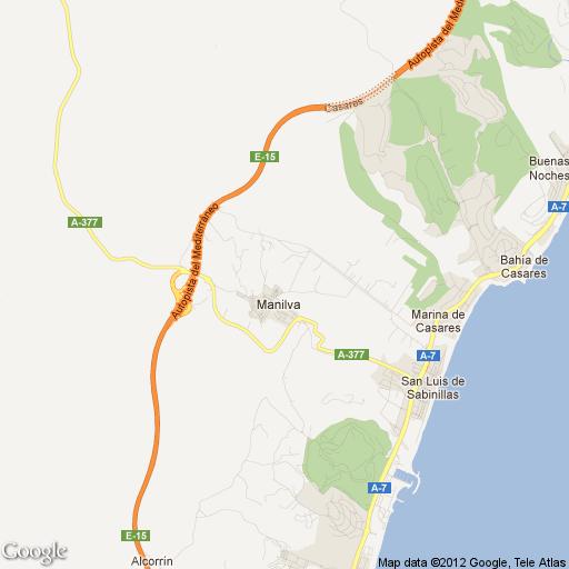 Imagen de Manilva mapa 29691 1