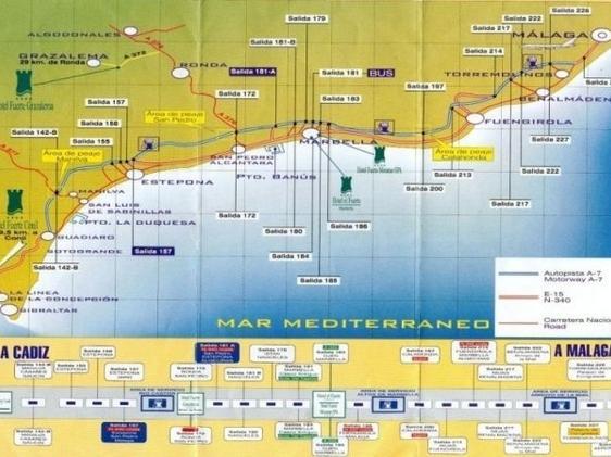 Imagen de Manilva mapa 29691 6