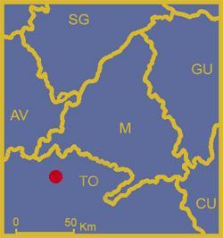Imagen de Maqueda mapa 45515 4