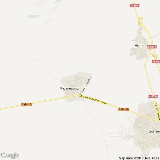 Imagen de Mazarambroz mapa 45114 1