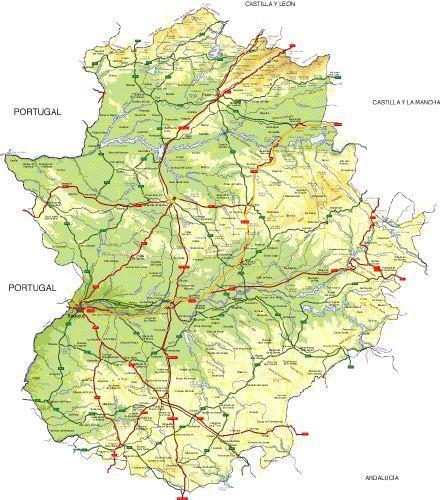 Imagen de Mérida mapa 06800 4