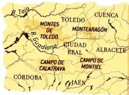 Imagen de Montearagón mapa 45685 3