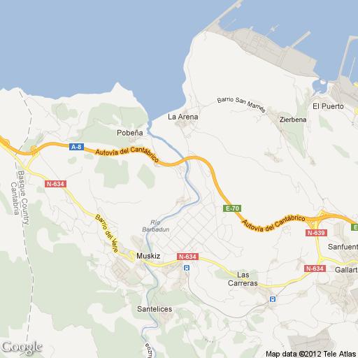 Imagen de Muskiz mapa 48550 1