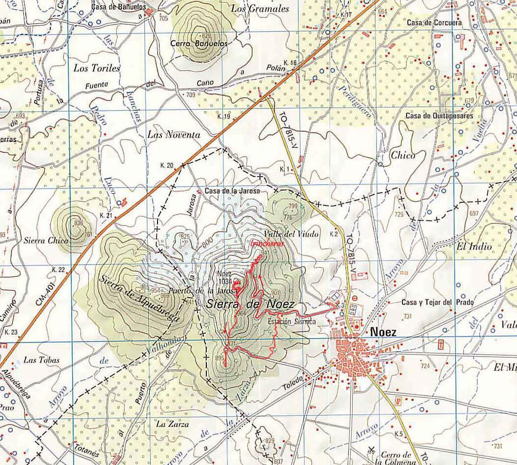 Imagen de Noez mapa 45162 2