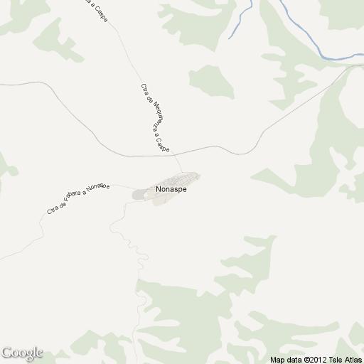 Imagen de Nonaspe mapa 50794 1