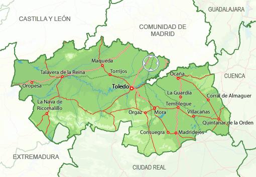 Imagen de Numancia de la Sagra mapa 45230 6