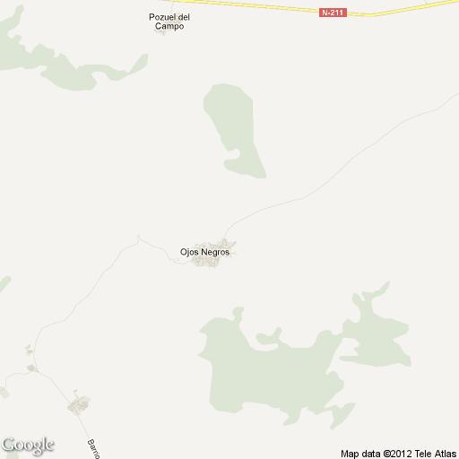 Imagen de Ojos Negros mapa 44313 4