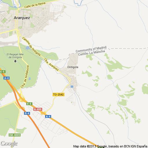 Imagen de Ontígola mapa 45340 2