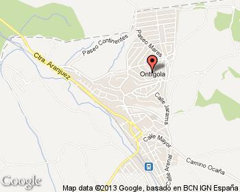 Imagen de Ontígola mapa 45340 5