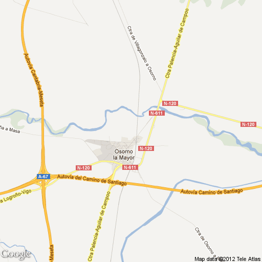 Imagen de Osorno mapa 34460 1