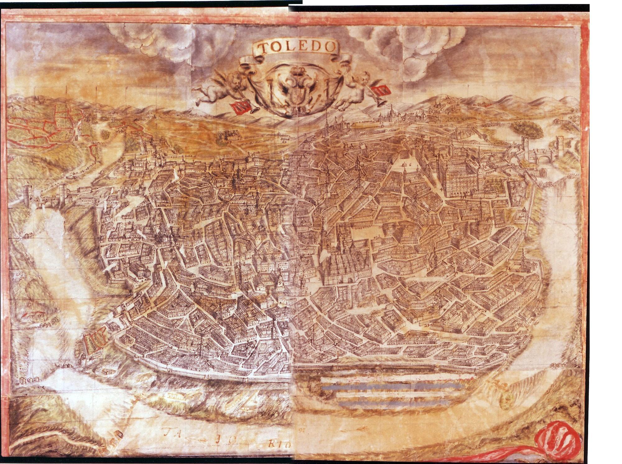 Imagen de Palomeque mapa 45213 4