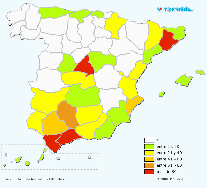 Imagen de Palomeque mapa 45213 6