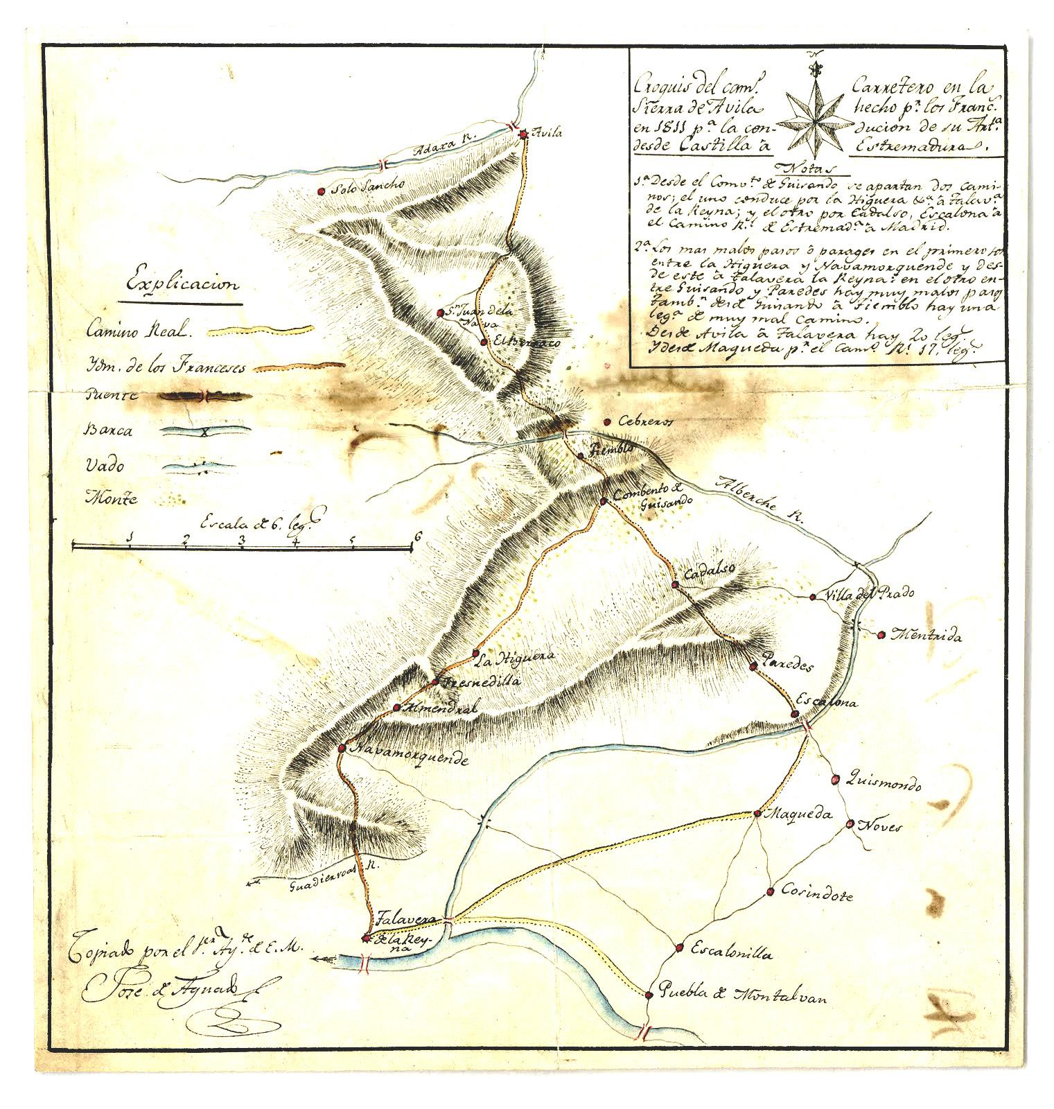 Imagen de Paredes de Escalona mapa 45908 4