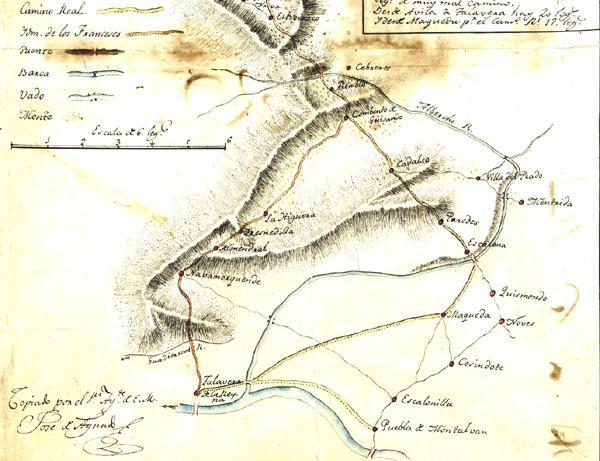 Imagen de Paredes de Escalona mapa 45908 6