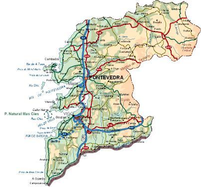 Imagen de Pontevedra mapa 36002 2