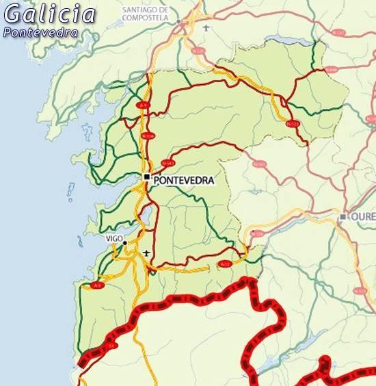Imagen de Pontevedra mapa 36002 5