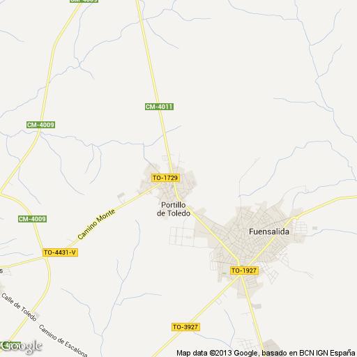 Imagen de Portillo de Toledo mapa 45512 1