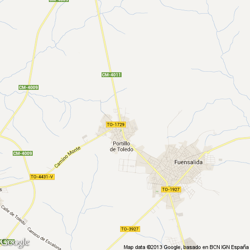Imagen de Portillo de Toledo mapa 45512 6