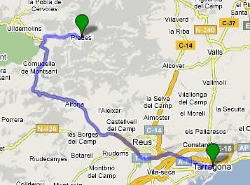 Imagen de Prades mapa 43364 1