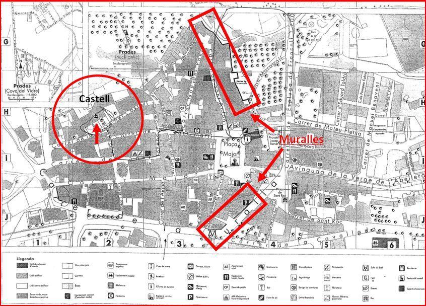 Imagen de Prades mapa 43364 6