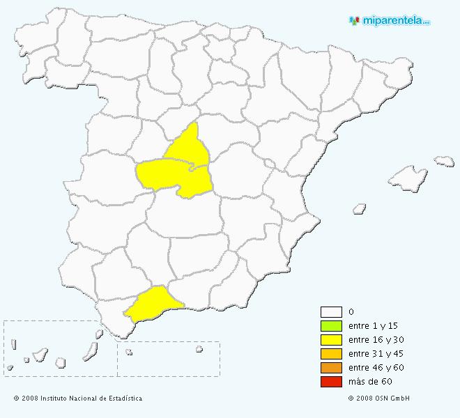 Imagen de Rielves mapa 45524 3