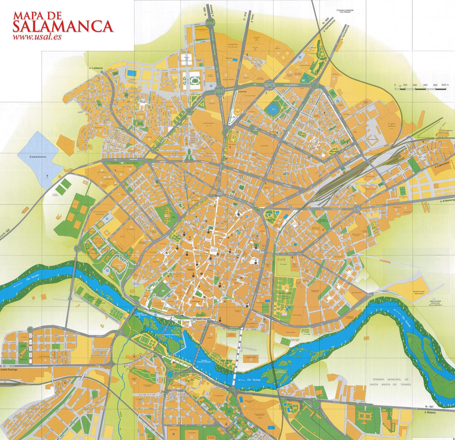 37001 c digo postal de salamanca for Codigo postal calle salamanca valencia