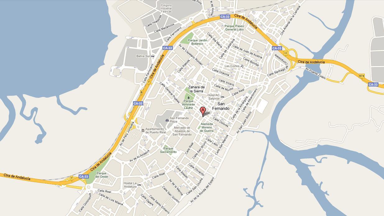 Imagen de San Fernando mapa 11100 5