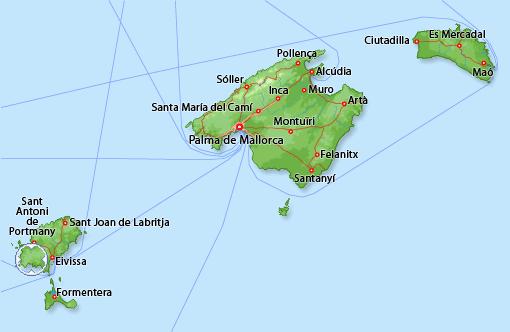 Imagen de Sant Josep de sa Talaia mapa 07830 3