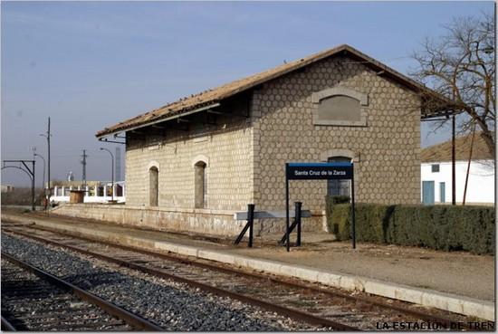 Imagen de Santa Cruz de la Zarza mapa 45370 2