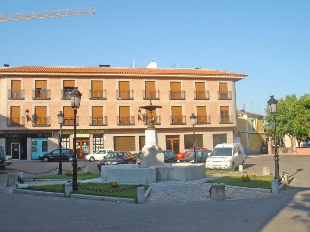 Imagen de Santa Olalla mapa 45530 3